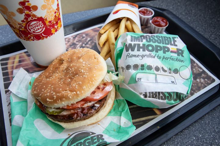 Even Burger King began selling the meatless Impossible Whopper in 2019.