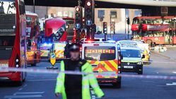 2 People Killed, Suspect Dead After Stabbing Attack On London