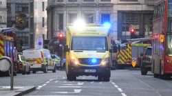 Al menos dos muertos y varios heridos en un ataque terrorista en el Puente de