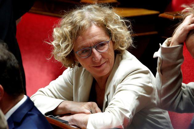 Muriel Pénicaud à l'Assemblée nationale en décembre