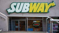 Poulet dans les sandwichs: Subway peut poursuivre un laboratoire impliqué dans un