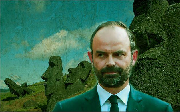 Pour Edouard Philippe, face à la crainte de l'effondrement écologique,