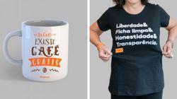 Partido Novo cria 'Orange Friday' com produtos imperdíveis como a caneca 'não existe café