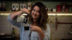 Ela deixou a carreira na TV para ser mestre de torra e quer valorizar produtoras de