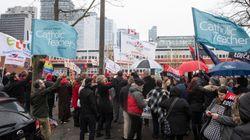Ontario English Catholic Teachers A Step Closer To Legal Strike