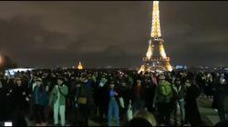 D'où vient ce happening contre les féminicides, réalisé au Trocadéro et partout dans le