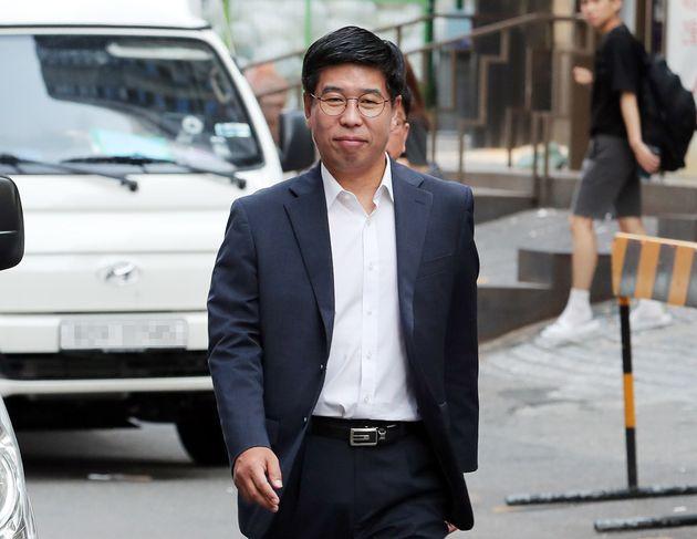 백원우 민주연구원 부원장(청와대 전