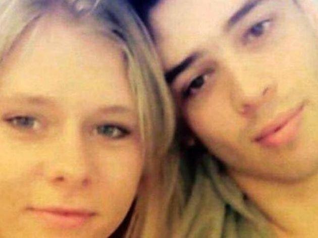 Anastasiya e Luca