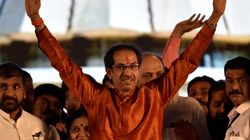 Thackeray Wins Floor test, Sworn In As Maharashtra Chief