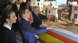 Almeida dice que ponerle la bandera de España al belén