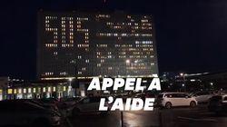 Les SOS très originaux du CHU de Caen pour alerter sur le sort de