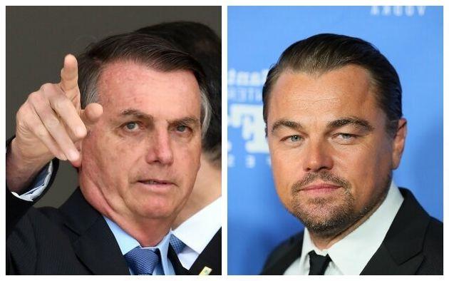 Jair Bolsonaro; Leonardo