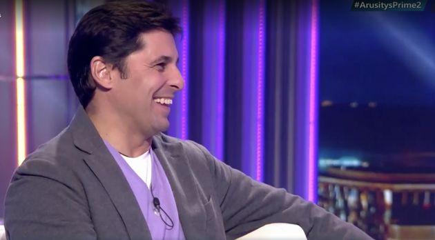 Fran Rivera en 'Arusitys Prime' (Antena