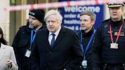En réponse à l'attentat de Londres, Johnson veut revoir les libérations