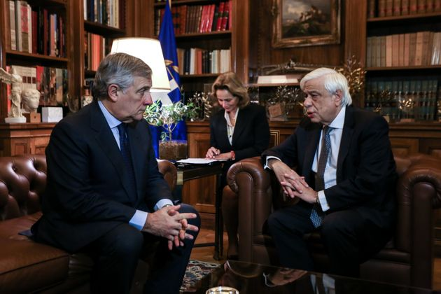Παυλόπουλος: Το «Μνημόνιο Κατανόησης» μεταξύ Τουρκίας-Λιβύης αγγίζει τα όρια της