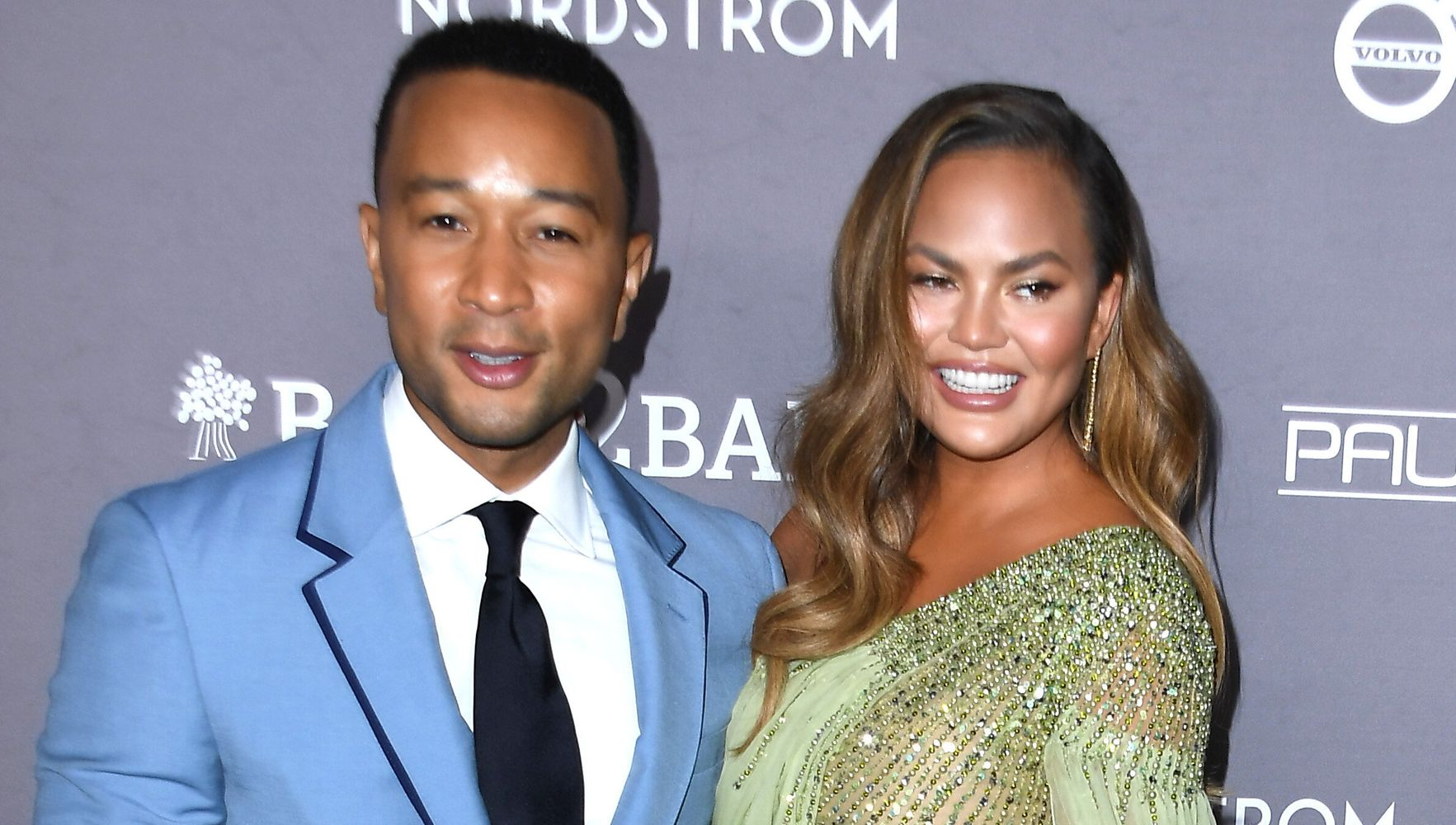 Westlake Legal Group 5de2ba8a2500004f19d2ebbb Chrissy Teigen Takes John Legend Trolling To New Heights With 'Sexiest Man Alive' PJs
