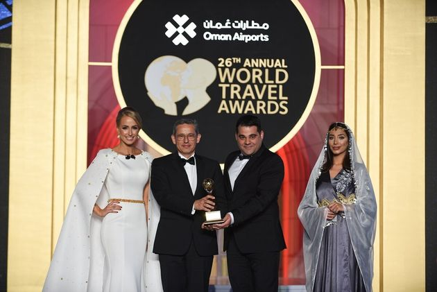 World's Leading Boutique Resort 2019 - Santo Maris Oia Luxury Suites & Spa