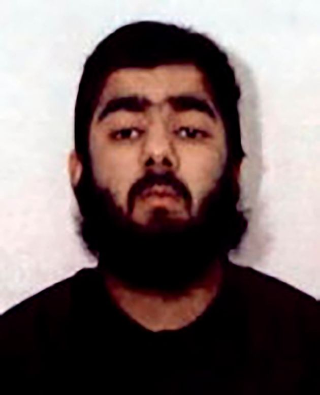 Cette photo non datée fournie par la police des West Midlands montre Usman Khan. Au Royaume-Uni,...