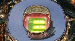 新国立競技場が完成 空調ではなく自然の風で涼を取る「杜のスタジアム」