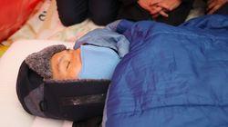 단식투쟁 종료한 황교안이 자유한국당 대표업무에