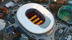 도쿄올림픽 주 경기장인 '도쿄 국립 경기장'에는 에어컨이