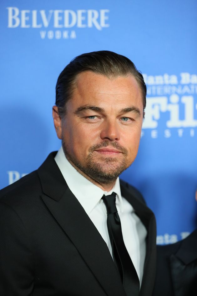 SANTA BARBARA, CA - NOVEMBER 14: Leonardo DiCaprio attends the 14th Annual Santa Barbara International...