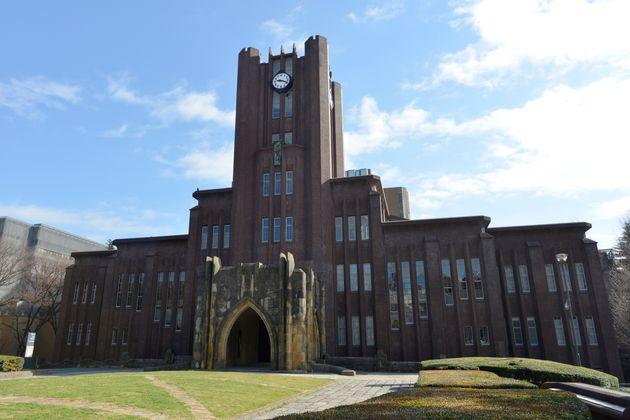 東京大学の安田講堂