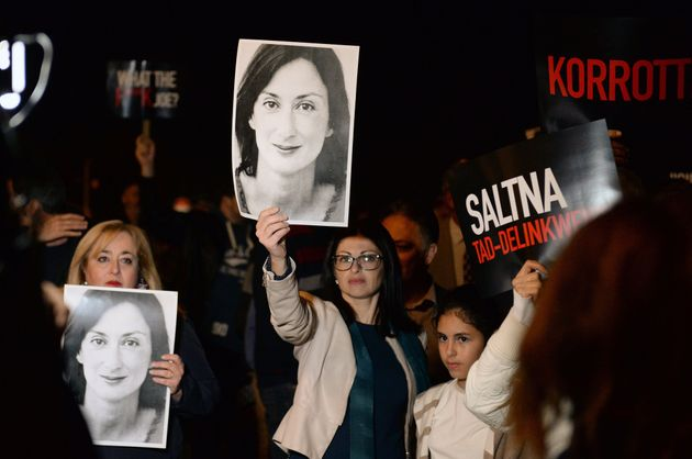 Μάλτα: Πανίσχυρος επιχειρηματίας κατηγορείται για συνενοχή στη δολοφονία της δημοσιογράφου