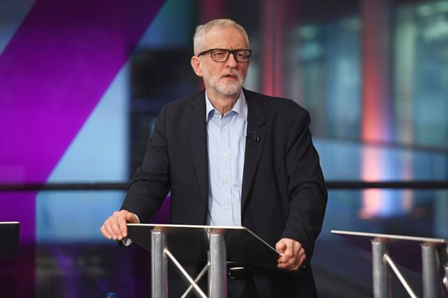 Labour Party leader Jeremy