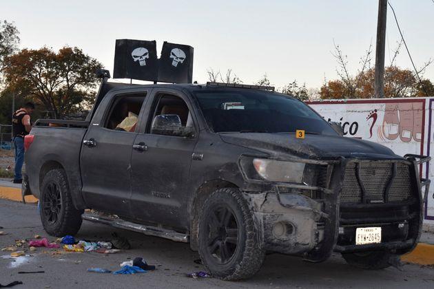 Al menos 14 muertos en un tiroteo entre policías y narcos en