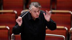 Le grand chef d'orchestre Mariss Jansons est