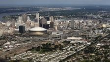 ニューオーリンズで撮影怪我を11人のフランスの四半期