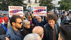 Le sardine faticano a nuotare nella città dei due mari (da Taranto, G.