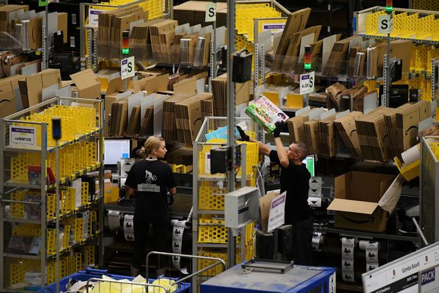 Amazon Owes UK £89m In Missing Taxes, GMB Union Claims