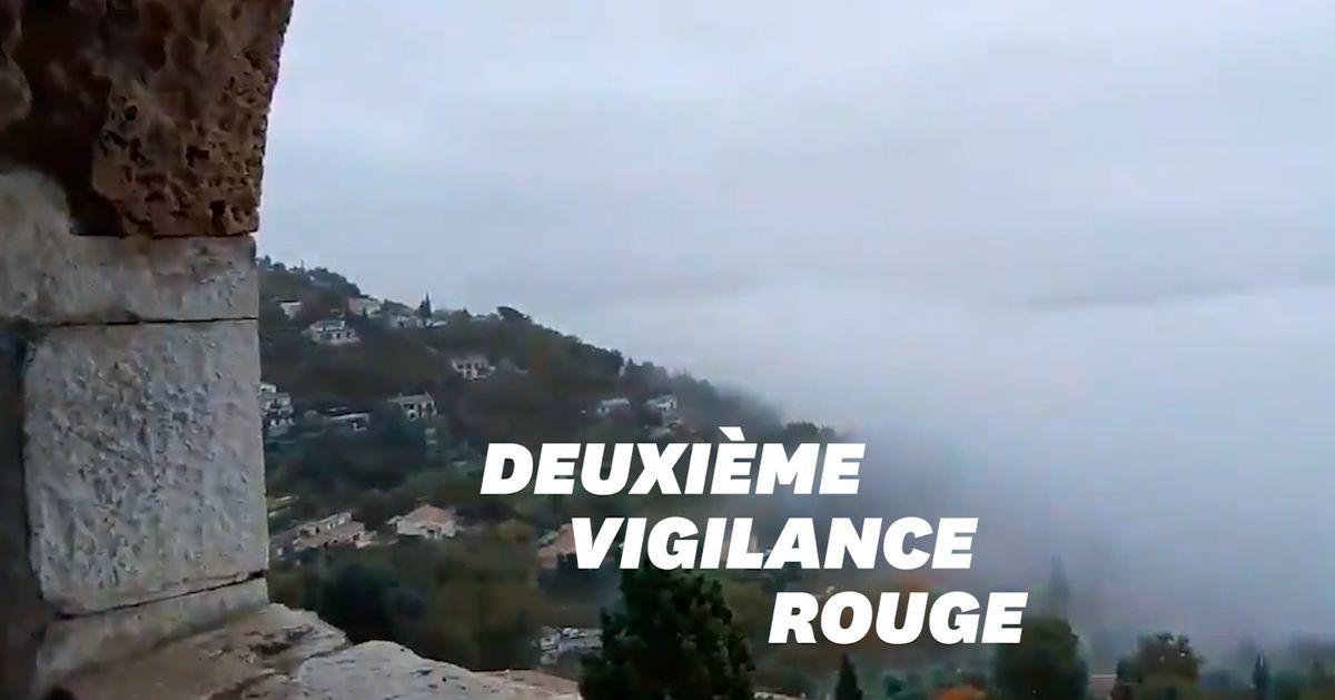 Vigilance rouge dans le Sud-Est: les sirènes retentissent à nouveau