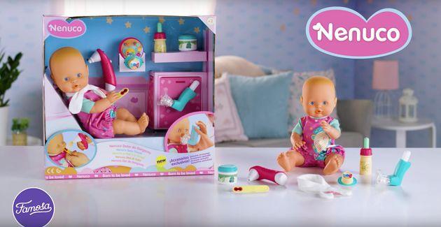 Muñeco Nenuco Dolor de