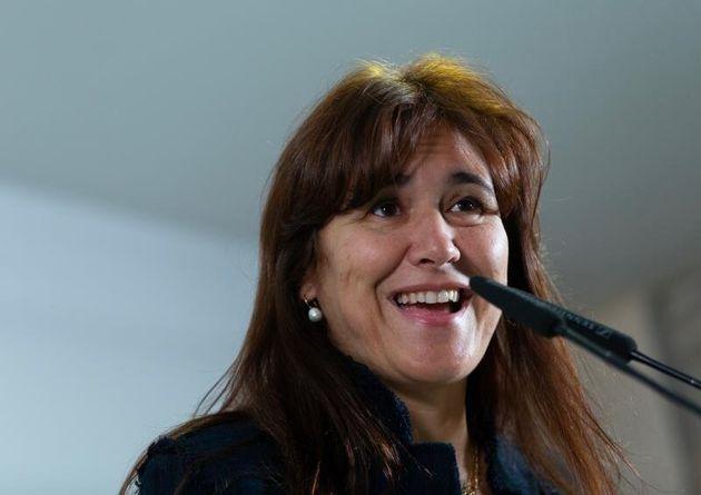 Laura Borràs. EFE/Enric