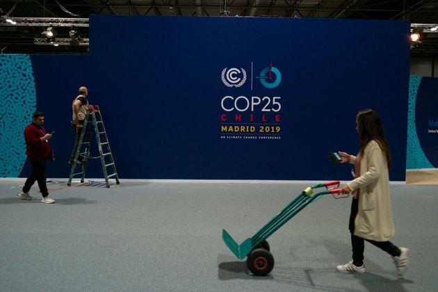 Preparativos previos al arranque de la COP