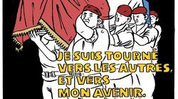 Charlie Hebdo défend son