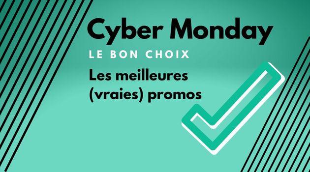 Après le Black Friday, Le HuffPost sélectionne les meilleures promos du Cyber