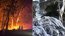 Fire And Ice: NSW Hit With 'Dangerous' Weather Conditions For Start Of