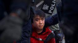 홍콩의 반정부 민주화 시위가 다시