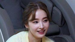 한채영이 '미우새'에서 홍자매와 생애 첫 김장에 나섰다