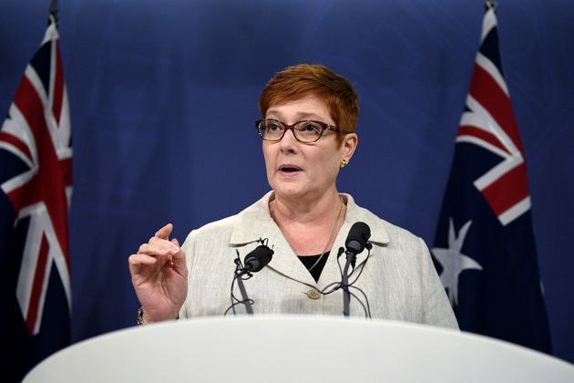 Australian Foreign Minister Marise Payne said on Monday a Chinese-born Australian writer was being held...