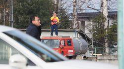クマが小学校に…にらみ合うこと4時間、窓が割れるもけが人なし 北海道・帯広小学校