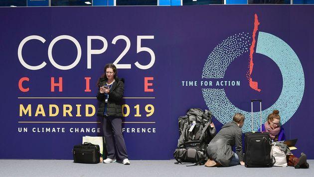 La COP25 s'ouvre ce lundi 2 décembre à l'Ifema de Madrid (ici le 1er