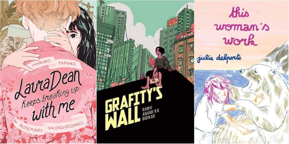 Best Graphic Novels 2020.The 10 Best Graphic Novels Of 2019 Huffpost India