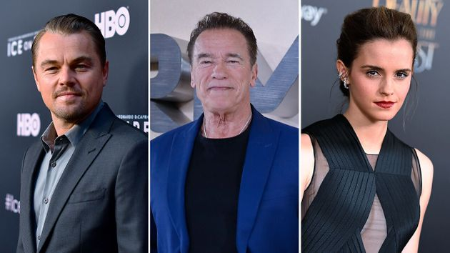 Leonardo DiCaprio, Arnold Schwarzenegger et Emma Watson font partie des personnalités qui soutiennent...