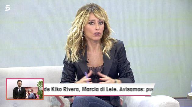 Emma García, en 'Viva la