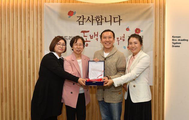 KBS 2TV '동백꽃 필 무렵' 차영훈